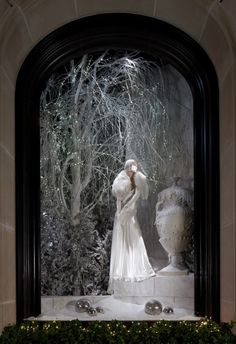 Ralph Lauren Christmas Window 2012