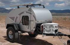 Teardrop Camper Trailer -