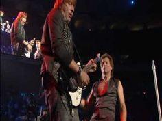 bon jovi _ born to be my baby - live MSG DVD