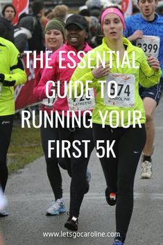 How many miles is a Your essential guide to running a – Run With Caroline 5k Running Tips, Running Drills, Interval Running, Running Humor, How To Start Running, Running Motivation, Running Workouts, How To Run Faster, Fitness Motivation