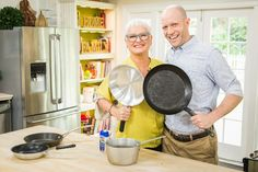 Dr. JJ and Dan Kohler team up to bring you safety tips when it comes to your pots and pans. *** Video only but good info you need to know. JCN