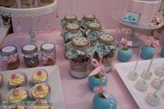 Ideas for baking themed parties