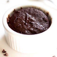Skinny Single Serving Chocolate Mug