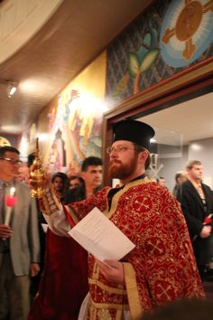 Great Lent, Holy Week, and Pascha | Holy Week and Pascha in Pictures | Featured Parish: Saint Vasilios Greek Orthodox Church, Peabody, MA