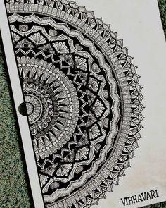 Mandala Sketch, Watercolor Mandala, Mandala Doodle, Mandala Stencils, Mandala Drawing, Mandala Art Therapy, Mandala Art Lesson, Mandala Artwork, Mandala Painting