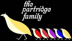 And, of course, my FAVORITE bird, the partridge! Partridge Family Logo  #boden and #magicalmenagerie