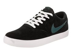 Nike Unisex SB Check Solar BlackDkAtomicTealWhite Skate Shoe 11 Men US *** Click image for more details. (This is an affiliate link)