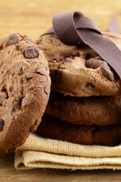 Malted Milk Chocolate Chip Cookies Recipe