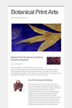 Botanical Print Arts