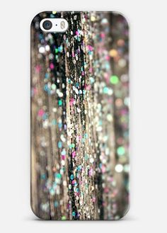 After Party iPhone Glitter Case