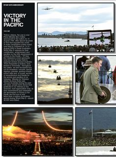 VP Day celebrations. Published in issue #8, December 2005