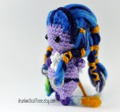 Chibi Shiva Aeon Summon from Final Fantasy X by DrunkWithCaffeine on Etsy