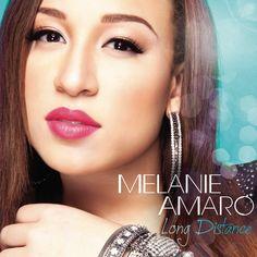 The winner of X-Factor's first season Melanie Amaro drops her new single Long Distance.
