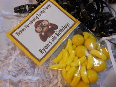 Curious George Party Favors Curious George by TheSweetRevenge, $40.00