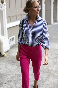 Fall Fuchsia | MEMORANDUM | NYC Fashion & Lifestyle Blog for the Working Girl