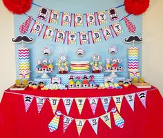 "Photo 22 of 25: Little Man Mustache Bash / Birthday ""Little Man Mustache Rainbow Birthday Party"" | Catch My Party"