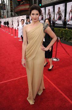 Hollywood Actress Gemma Arterton