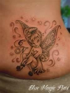 Tinkerbell Tattoo By Ravenwarlock On DeviantART