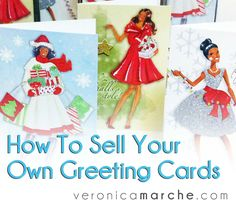 How to Make and Sell Greeting Cards: https://www.pinterest.com/pin/264093965619189933