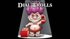 'Dial Trolls' New Prank Phone Call Podcast #pranks #funny #prank #comedy #jokes #lol #banter