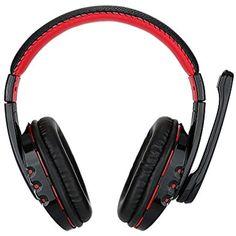 Andoer V8 di Alta Qualità Professionale senza fili di Bluetooth 3.0 Gaming  Cuffie Auricolari a Mani b7f85450f75f