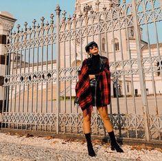 ALICE DE TOGNI  ✔️ #friday #outfit #shopart #cappachiodo #tartan #fallwinter17 #collection #shopartmania