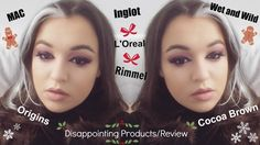 Hey everyone, I wasn't sure what I wanted to do today and then I realised I have a lot of products I wish I hadn't bought, so I decided to share these with y. Wet And Wild, I Decided, Disappointment, Loreal, Dawn, Wish, Things I Want, Channel, Craft