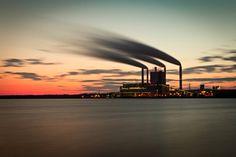 Patnow power station in Konin by jarek78fe.deviantart.com on @deviantART