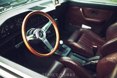 interior of the bmw 5 series, #hellaflush, #stance, #fatlace