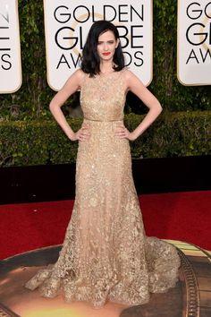 Eva Green, Golden Globes 2016, from IMDB