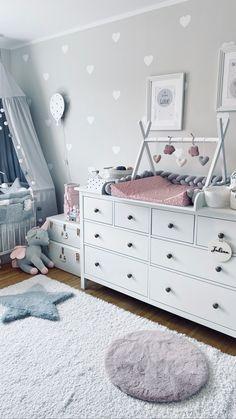 Baby Bedroom, Baby Room Decor, Nursery Room, Kids Bedroom, Luxury Kitchen Design, Dream Home Design, Baby Room Design, Nursery Inspiration, Baby Time