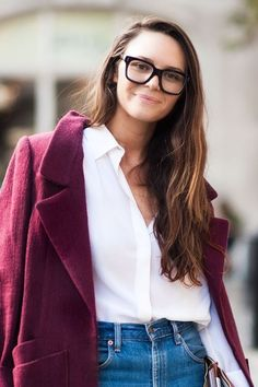 specs & hair inspiration
