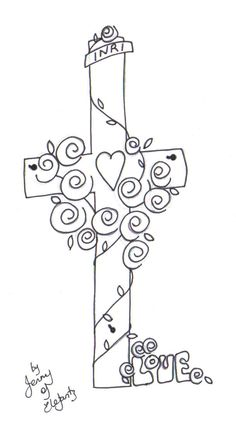 "Be blessed as you stitch my ""Resurrection Love"" this Easter!  http://www.elefantz.com/2013/03/just-before-easter.html"