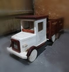Wooden OldCar decor and photo material Wood Work, Wooden Toys, Woodworking, Car, Wooden Toy Plans, Wood Toys, Automobile, Woodworking Toys, Vehicles