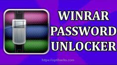 #WinRAR Password Unlocker The smartest way to unlock files!  Click here -> https://optihacks.com/winrar-password-unlocker/  #winrarhack