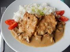 Taste Of Home, Risotto, Chicken, Meat, Ethnic Recipes, Decor, Dekoration, Decoration, Buffalo Chicken