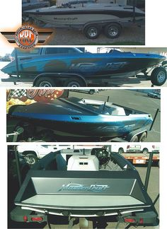 Boat Wraps, Boats, Cruise, Metallic, Graphics, Gray, Blue, Ships, Graphic Design