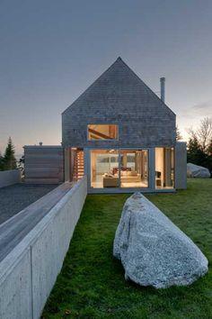 Martin-Lancaster house, MacKay Lyons Sweetapple Architects   TheArchHive