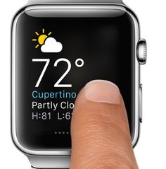 How to Hide Glances on Apple Watch