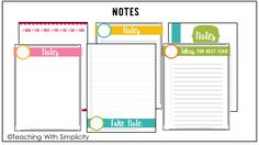 Are you overwhelmed with all the teacher binder options? Are you looking for the perfect binder, but can't find it? Maybe you need some of its contents but not all of them, and you don't want to pa…