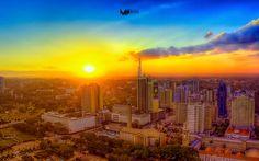 Nairobi, Kenya Image by Mutua Matheka