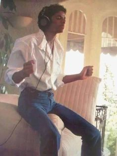 Michael Jackson during recordings of 'Love Never Felt So Good' - 1983, #LoveNeverFeltSoGood