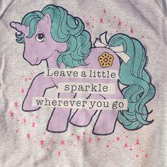 Glow 'N Show Pony