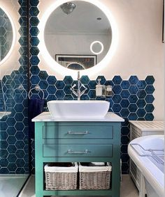Home Decor Outlets Bathroom Inspiration : frowhome ⠀ The Definitive Source for Interior Designers Rustic Bathroom Designs, Best Bathroom Designs, Bathroom Ideas, Bathroom Vanity Units, Family Bathroom, Master Bathroom, Bespoke Furniture, Home Decor Outlet, Amazing Bathrooms