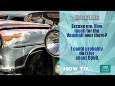 How to haggle - YouTube