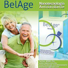 BelAge - Nanotecnología antioxidante.