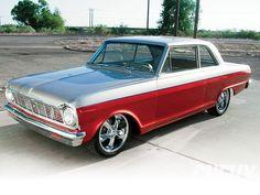 1965 chevy nova | 1965 Chevrolet Nova Front