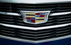 Cadillac Explains Why It Dropped The Laurel Wreaths From Its Logo Logos Meaning, Detroit Auto Show, Old Logo, Automotive Group, Laurel Wreath, Car Brands, Explain Why, Cadillac, Old Things