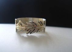 www.facebook.pl/agmakow #ring #silver