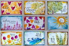 index card craft ideas 1000 images about index card craft ideas on 4752